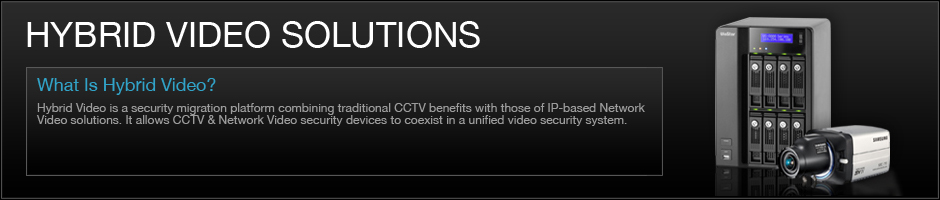 Hybrid (CCTV + IP)
