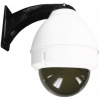 Videolarm FDW75C8NE Outdoor Dome for PoE Plus Enabled IP PTZ Cameras, No Midspan