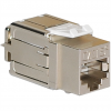ICC IC1078S6A0 CAT 6A FTP Shielded Modular Connector