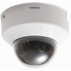 Toshiba IK-WD01A Mini-Dome Camera, POE, 1/4-inch CMOS