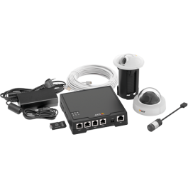 Axis 0779-004 F34 Surveillance System