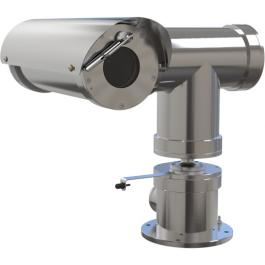 Axis 0836-151 Explosion-Protected Stainless Steel PTZ Network Camera