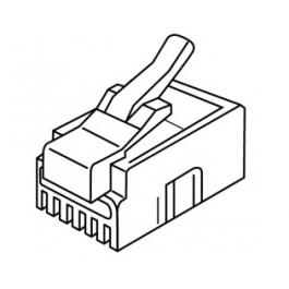 106110, Platinum Tools Cable Connectors