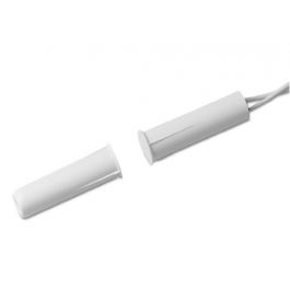 Interlogix 1075W-N Recessed Magnetic Contact