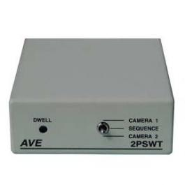 American Video Equipment 111001 2PSWT 2 Camera Video Switcher