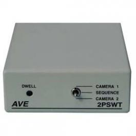 American Video Equipment 111003 4PSWT 4 Camera Video Switcher
