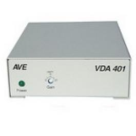 American Video Equipment 119003 VDA-401 Video Distribution Amplifier