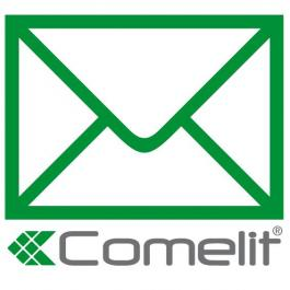 Comelit 1456B/ME1 1 Master License for 1456B VIP System (E-Mail)
