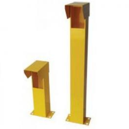 Linear 2120-478-YS Photo Eye Mounting Pedestal Set (Yellow)