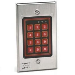 Linear 232w Indoor / Outdoor Flush-Mount Weather Resistant Keypad