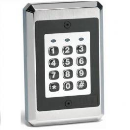 Linear 242iLW Indoor / Outdoor Flush-Mount Weather Resistant Keypad