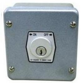 Linear 2500-1129 Exterior key station removeable key (2 positions)