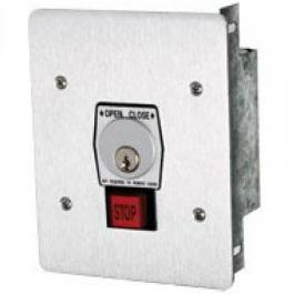 Linear 2500-2487 Interior Key Station with Stop Button