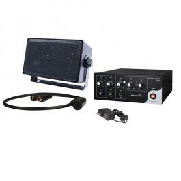 Speco 2WAK2 Two-way Audio Kit for DVR's with PVL15A Amplifier