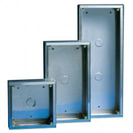 Comelit 3159/2 Surface housing for Vandalcom 2- module entrance panel