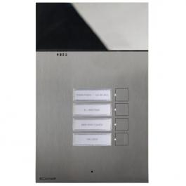 Comelit 3204XA 316 Analog Audio Entrance Panel 4 Buttons VIP System