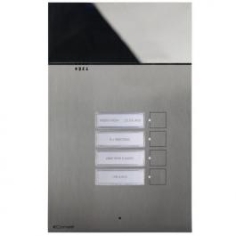Comelit 3209XA 316 Analog Audio Entrance Panel - 9 Buttons VIP System