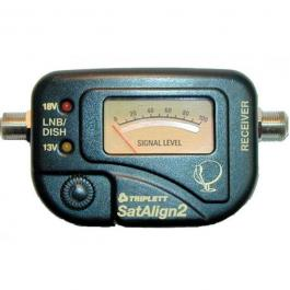 Triplett 3275 Digital Satellite Signal Strength Meter with Tone