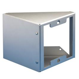 Comelit 3649/2 Housing for angling the Powercom entrance panel at 45. N Modules 2. Dimensions 183x242x100 mm