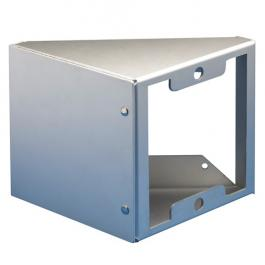 Comelit 3649/3 Housing for angling the Powercom entrance panel at 45. N Modules 3. Dimensions 183x354x100 mm