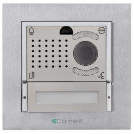 Comelit 4895IM Additional iKall Metal Entrance Panel for VIP Kit