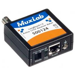 500124, MuxLab Twisted Pair Products