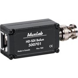 500701-2PK, MuxLab Copper Transmission (HD-SDI)