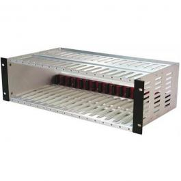 Interlogix 517R1 Hi-Density Card Cage 17 Slots