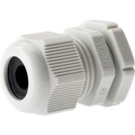 Axis 5503-761 Plastic Threaded Cable Gland for M20 Holes