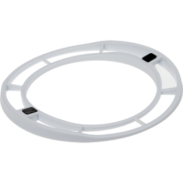 Axis 5504-921 T94D02S Mount Bracket Curved (White 10pcs)