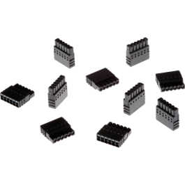 Axis 5505-271 Connector A 6-pin 2.5 Straight I/O Terminal Blocks