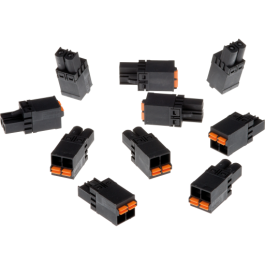 Axis 5505-301 Connector A 2-pin 5.08 Straight 10PCS