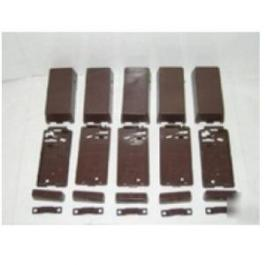 Interlogix 60-261 Crystal Sensor Case Brown 5-Pack