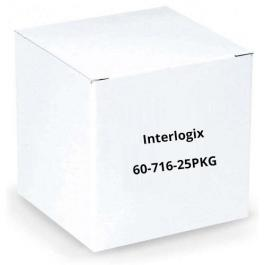 Interlogix 60-716-25PKG SAW Sensor Magnet Spacer - White