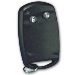 Interlogix 60-832-95R 2-Button Encrypted SAW Keychain Touchpad