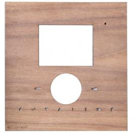 Comelit 6101R Planux Wood Monitor Face Plate
