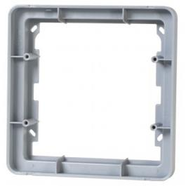 Comelit 6120 Surface mount housing for Planux monitor - thin version