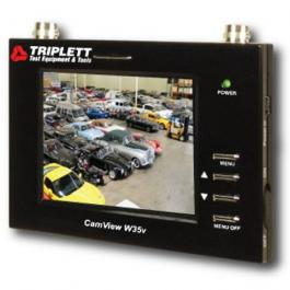 Triplett 8055 Security wrist monitor with 12 volt output