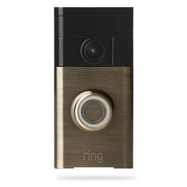 Ring 88RG003FC100 Video Doorbell - Antique Brass