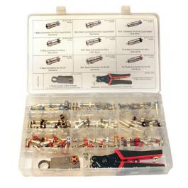 90126, Platinum Tools Cable Termination Kit