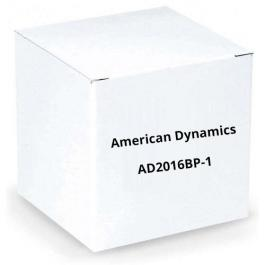 American Dynamics AD2016BP-1 Matrix Back Panel for AD2016AVIM-2