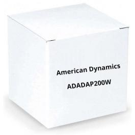 American Dynamics ADADAP200W 100mm - 200mm VESA Adapter Kit White
