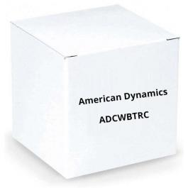 American Dynamics ADCWBTRC Discover Clear Bubble w/White Trim Ring