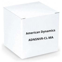 American Dynamics ADNSNVR-CL-MA VideoEdge NVR Server Software
