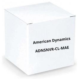American Dynamics ADNSNVR-CL-MAE Annual Software Maintenance Agreement