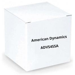 American Dynamics ADVS4SSA SSA Victor/Concurrent Client License 4-YRS