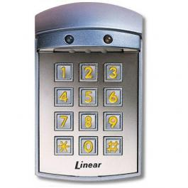 Linear AK-21 Stand Alone Interior Flush-Mount Digital Keypad