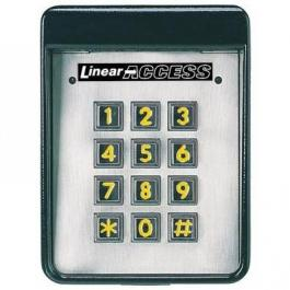 Linear AM-KP Exterior Remote Wired Keypad