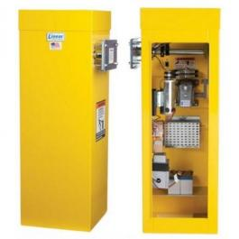 Linear BGU-D-12-211-YS 1/2 HP Barrier Gate Yellow