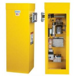 Linear BGU-D-14-211-YS 1/2 HP Barrier Gate Yellow